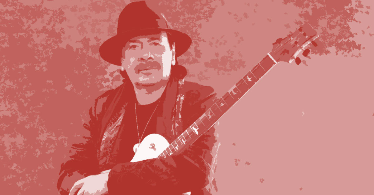 Carlos Santana on World Cafe
